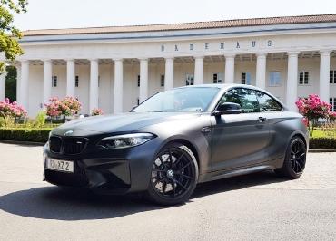 Kennzeichenhalter BMW M2 Coupé
