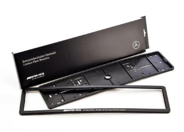 Offizieller Kennzeichenhalter Mercedes-Benz AMG