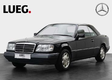 Mercedes E-Coupé  mit Edelstahl Chrom und Lasergravur