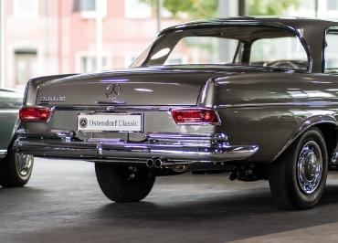 Mercedes-Classic-Kennzeichenhalter