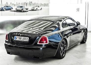 Rolls-Royce Kennzeichenhalter Edelstahl für perfekte Optik